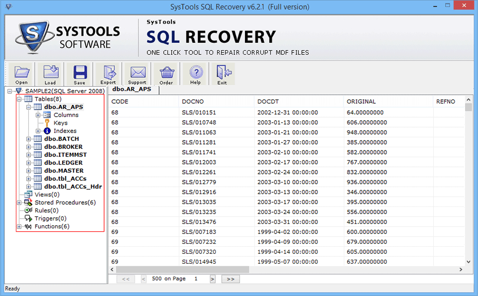 how to delete data from sql database