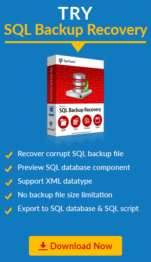 sql backup recovery banner